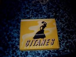 Publicité Paquet De Cigarette Boites Ancienne En Carton Marque Gitanes Maryland   SEITA Régie Française - Autres