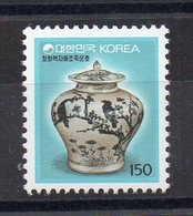 COREE DU SUD - SOUTH KOREA - 1990 - PORCELAINE DE COREE - CHINAWARE FROM KOREA - - Korea (Süd-)