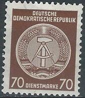 JJ-/-191. MICHEL  ,  Dienstmarken A -  N°  41y A Y  ,  *  *   ,  Cote 2.20 € ,   LIQUIDATION - Service