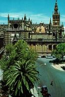 SEVILLA-SEVILLE-VISTA DE LA CATEDRAL - Sevilla