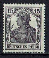 DR 1917 // Mi. 101 ** - Alemania