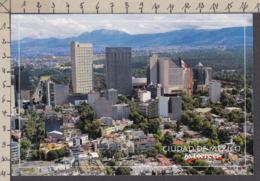 115355GF/ MEXICO CITY, Aerial View Of The City - Messico