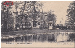 Aertselaer Aartselaar Chateau Lindenbosch Kasteel (Beschadigd - Hoekje Afgebroken) - Aartselaar
