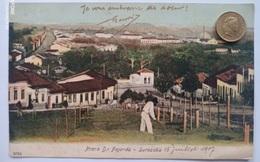 Sorocaba, Praca D.r Fajardo, Brasil, Brasilien, 1907 - São Paulo