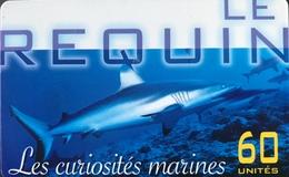 POLYNESIE FRANCAISE  -  PhoneCard  - Le Requin  -  60 Unités  -  PF 120 - Frans-Polynesië