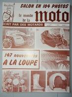 ANCIENNE REVUE N°41 NOVEMBRE 1977 LE MONDE DE LA MOTO - Moto