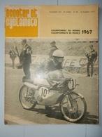 ANCIENNE REVUE N°183 NOVEMBRE 1967 SCOOTER ET CYCLOMOTO - Moto