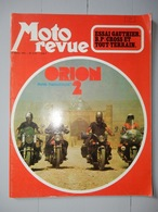 ANCIENNE REVUE N°2113 FÉVRIER 1973 MOTO REVUE ORION 2 - Moto