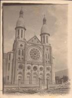 Haiti, Port Au Prince,  Villas, Architecte : Léon Mathon, Cathedrale, Lot De 4 Photos    (etat Voir Photos) Dim: 13 X 9. - Orte