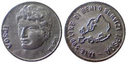 04551 GETTONE JETON TOKEN AZIENDALE I.P.S.O.A. BUONO 500 LIRE BENI E SERVIZI 1978 - Italie