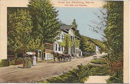 1910 - STERNBERK  Sternberg , Gute Zustand, 2 Scan - Tchéquie