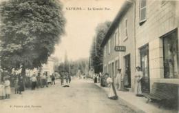 VEYRINS LA GRANDE RUE - Francia