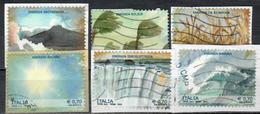 Italia 2014, Energie Rinnovabili (o), Serie Completa - 6. 1946-.. Repubblica