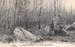 Forêt De Fougeres - Le Cordon Des Druides - Menhirs - France