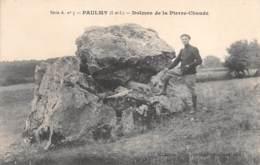 PAULMY - Dolmen De La Pierre Chaude - Autres Communes