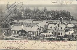 1900/05 - Nove Herminovy  Okres BRUNTAL , Gute Zustand , 2 Scan - Tchéquie