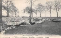 VILLERS SAINT SEPULCRE - Dolmen De La Pierre Aux Fées - Ensemble - Monument Mégalithique De L'oise - Frankreich
