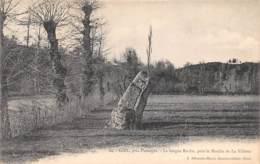 GIEL Près Putanges - La Longue Roche Près Le Moulin De La Villette - Menhir - France