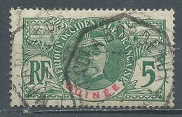 Guinée YT N°36 Général Faidherbe Oblitéré ° - Used Stamps
