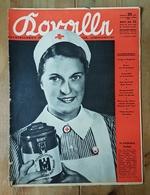 Koralle, Wochenschrift Für Unterhaltung + Wissen, Heft 32, 8. Jahrg. 11.8.1940, Im Selbstlosen Einsatz DRK Schwestern - Magazines & Papers
