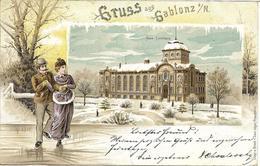 1900 - Jablonec Nad Nisou   Gablonz , Gute Zustand, 2 Scan - Czech Republic