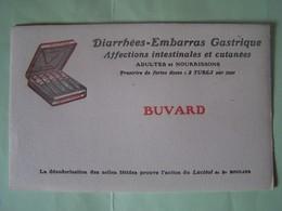 """BUVARD. PUBLICITE SANTE.  101_0068""""a"""" - Produits Pharmaceutiques"""