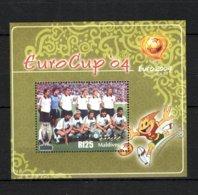 Maldives Football Soccer MNH -(F-7) - Calcio