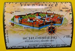 14251  -  Alsace Riesling Schlossberg - Unclassified