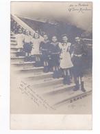 13 Aix En Provence 27 Cours Mirabeau Les Enfants Famille Dragon Le 9/05/1912 Envoyée à M. De Lacouture Avocat à Grasse - Aix En Provence