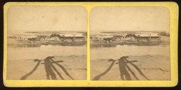 Stereoview - El Kantara, Suez Canal, EGYPT - Visionneuses Stéréoscopiques