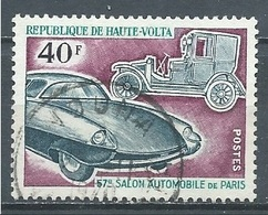 Haute-Volta YT N°230 Salon Automobile De Paris Oblitéré ° - Obervolta (1958-1984)