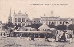 ROYAN        UN COIN DE LA GRANDE CONCHE        CLICHE BRAUN - Royan