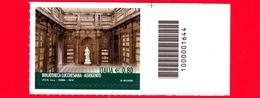 Nuovo - MNH - ITALIA - 2015 - Le Eccellenze Del Sapere - Biblioteca Lucchesiana In Agrigento - 0,80 - Barre 1644 - Code-barres