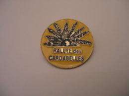 RALLYE DES CARDABELLES - Rallye