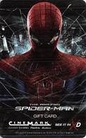 Cinemark Spider-Man Gift Card - Gift Cards