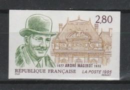 France N°2966 ** Non Dentelé - Francia