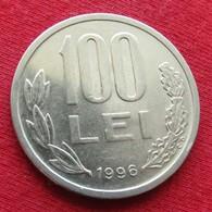 Romania 100 Lei 1996 KM# 111 Romenia Romanie Roumanie - Rumänien
