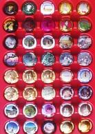 Lot D De 40 Capsules De Champagne Génériques, Toutes Différentes - Collections