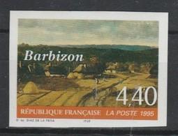 France N°2970 ** Non Dentelé - Francia