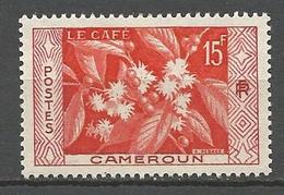 CAMEROUN  N° 304 NEUF* TRACE DE CHARNIERE / MH - Cameroun (1915-1959)