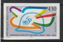 France N°2975 ** Non Dentelé - Francia