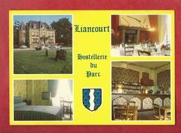 Carte Moderne - Liancourt  - Hostellerie Du Parc  -( Multivues , Multivue ) - Liancourt