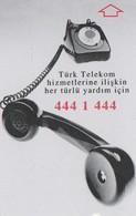 Turkey, TR-TT-N-384, Call Center, 2 Scans. - Turkije