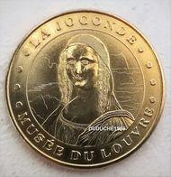Monnaie De Paris 75.Paris - Musée Du Louvre La Joconde 2014 - Monnaie De Paris