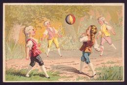 Cartão Publicidade LOJA De MODAS Reis & Cª - Rua Aurea 269* LISBOA. Old Victorian Trade Card VTC CHROMO Portugal 1880s - Cromo