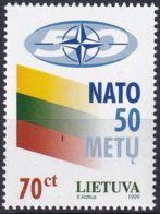 LITAUEN 1999 Mi-Nr. 692 ** MNH - Lituanie