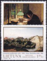 LITAUEN 1998 Mi-Nr. 678/79 ** MNH - Lithuania