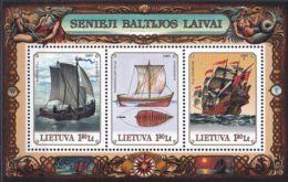 LITAUEN 1997 Mi-Nr. Block 11 ** MNH - Lithuania