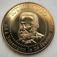 Monnaie De Paris 25 Besançon - Victor Hugo,né à Besançon 2013 - 2013