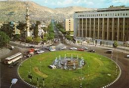 *CPM - SYRIE - DAMAS - La Place Du 29 Mai - Syrien